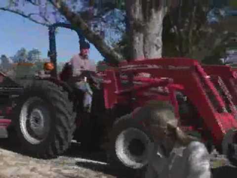 Massey Ferguson 2600 Series Utility Tractors