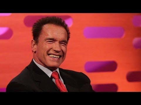 ARNOLD SCHWARZENEGGER: My Classic Catchphrases (The Graham Norton Show)