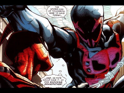 Superior Spider-man 17: Superior Vs 2099! - YouTube