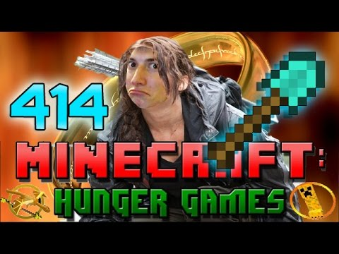 Minecraft: Hunger Games w Mitch Game 414 Love Life and Ring Road