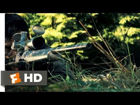 Shooter (5/8) Movie CLIP - Shoot, Kill, Blast (2007) HD