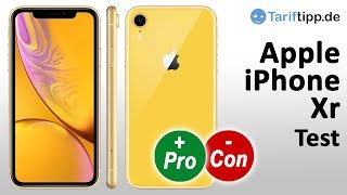 Apple iPhone Xr | Test deutsch