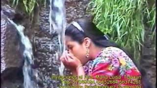 Hna.Maria Luisa Tejaxun-El agua cristalina