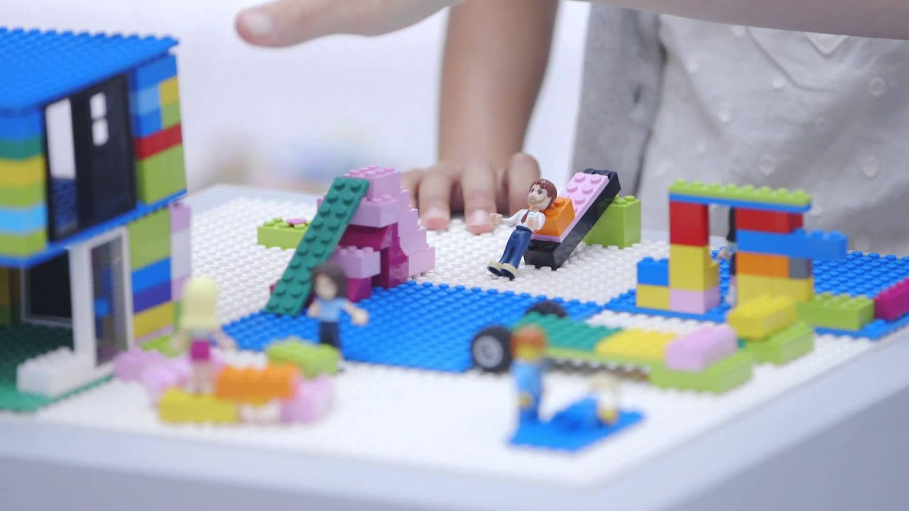 Publicité LEGO – Expérience créative