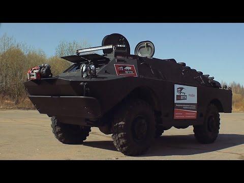 Военный броневик за 1 миллион рублей. БРДМ - 2М.