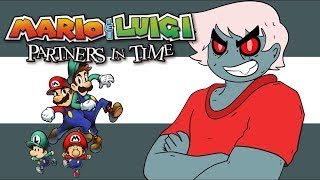 Mario and Luigi: Partners in Time | Part 8 | Thwomps Away!!