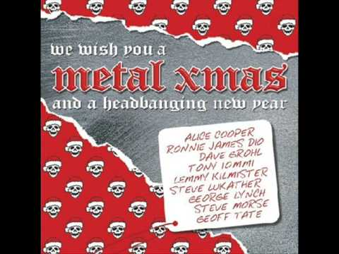 Lemmy Kilmister, Billy F. Gibbons, Dave Grohl - Run Rudolph Run