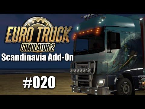 Euro Truck Simulator 2: Scandinavia Add-On #020 - Der Landschaftsfotograf