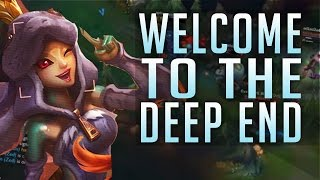 Welcome to the DEEP END | Nami Support - Aphromoo