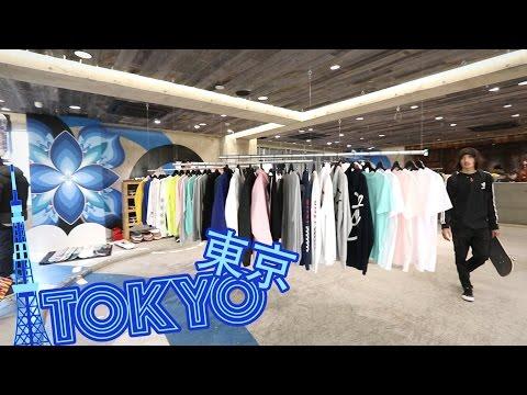 BEST SKATESHOP IN TOKYO!!