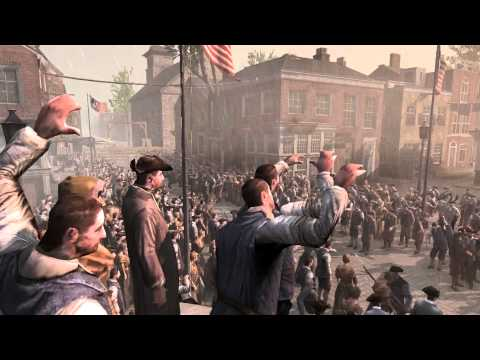 Assassin's Creed 3 - Official Launch Trailer [UK]