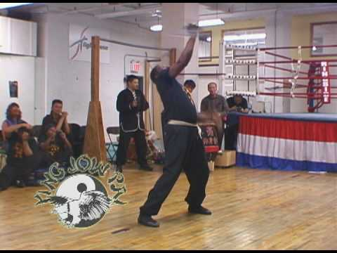 Eagle Claw Kung Fu 2009 Chinese New Year Demonstration Image 1