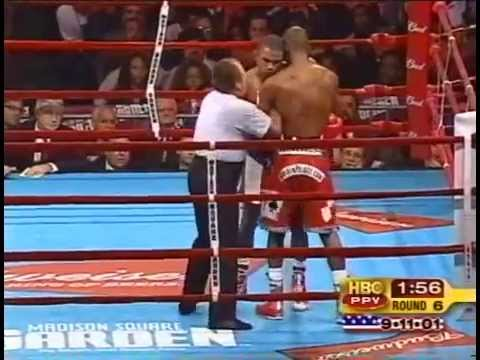 Bernard Hopkins vs. Felix Trinidad [Full Broadcast]