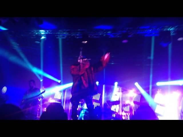 Tokio Hotel - stormy weather, Warsaw 27/03/2015
