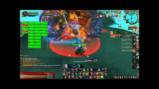WoW Cata - How to Tank DS for Dummies! - Morchok Heroic