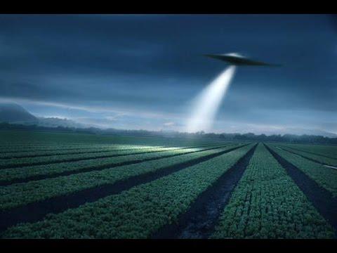 Посадка НЛО / UFO