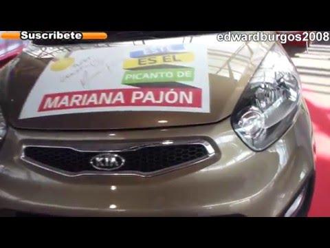 kia picanto ion 2013 colombia kia de mariana pajon auto show medellin 2012 FULL HD