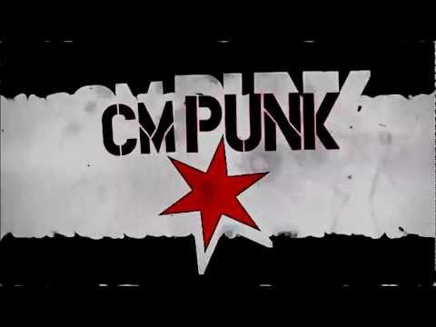entrance cm punk WrestleMania 28  WWE Theme Song - Cult Of Personality...