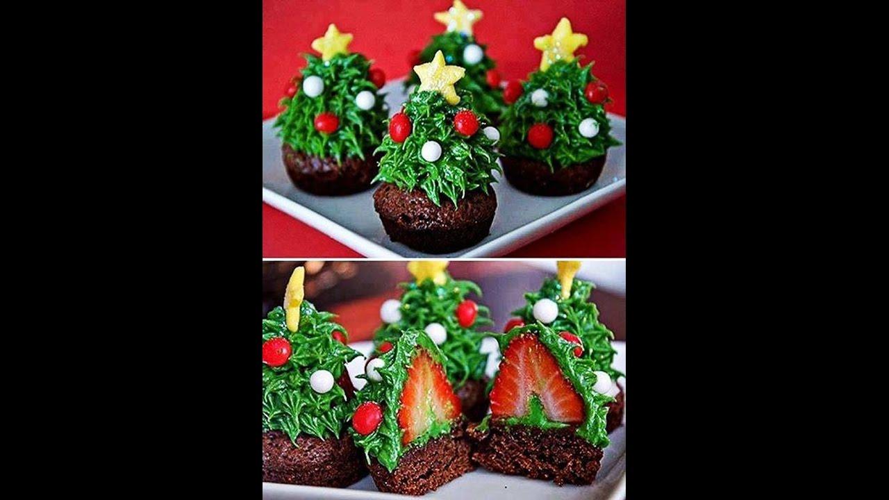 Десерты рецептов на новый год