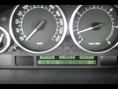 IIDTool - Range Rover 3.0 Td6 MY2002