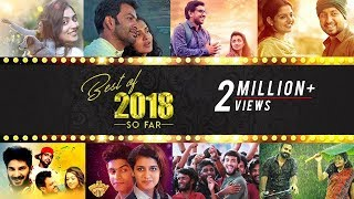 Best Of Malayalam Songs 2018 - So Far | Top Malayalam Songs 2018 | Non-Stop Audio Songs | Official