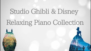 Download Lagu Studio Ghibli & Disney Piano Collection for Studying and Sleeping Gratis STAFABAND