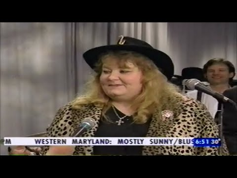 Mary Lou and the Untouchables Channel 2 Morning show