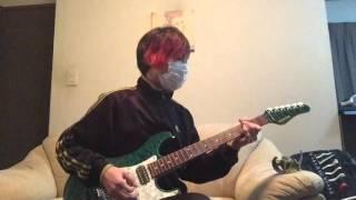 【水樹奈々】PHANTOM MINDS/ギター弾いてみた(guitar cover)