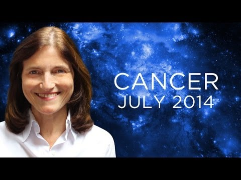 Cancer July 2014   Astrology Forecast   Barbara Goldsmith