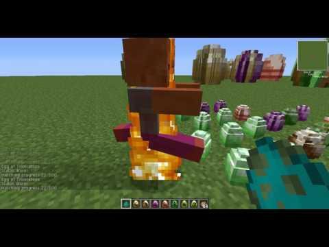 รีวิว Minecraft mod ไดโนเสาร์ 1 4 7