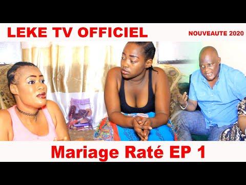 NOUVEAUTÉ 2020 FILM MARIAGE RATE E.p1 Avc top,masasi,baby,barça,mimi,eyenga,decor,fifi