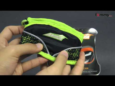 Avia Airbak Tracker - Green