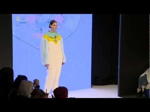 H&M Design Award 2013 - Fashion Show