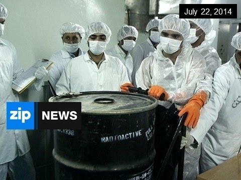 Iran Eliminates Uranium Stockpile - July 22, 2014