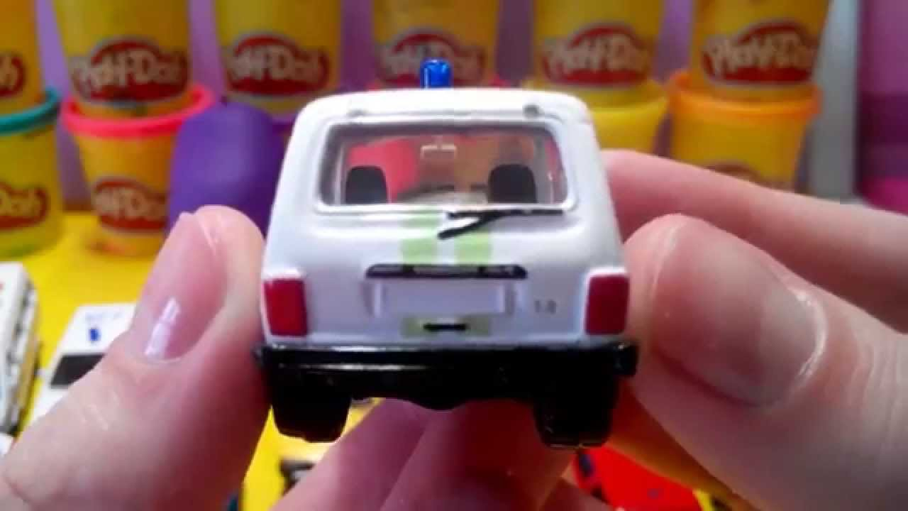 Play Doh Small Cars Сars For Kids Power Wheels Race