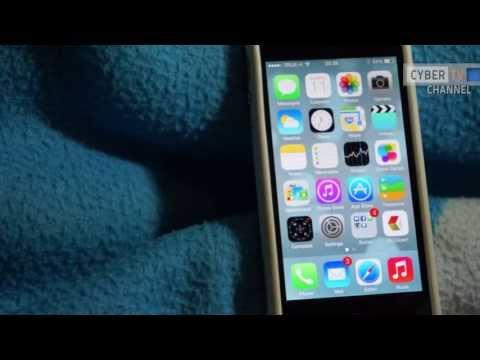 รีวิว UI ใหม่ iOS 7 Beta 1