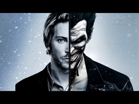 Batman: Arkham Origins - Troy Baker reading Joker's monologue from