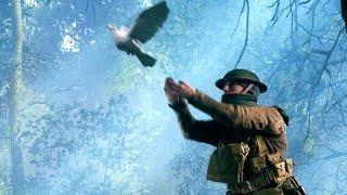 BATTLEFIELD 1 Pigeon Gameplay Scene - AMAZING Moment