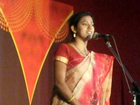 Saree Recitation - Afroza Shabnam Bratati video