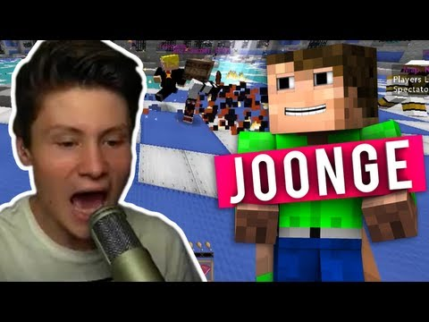 Minecraft Minigame Hot Potato video