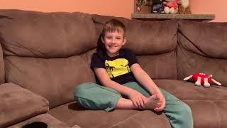 Дети-билингвы. Интервью с молодыми американцами. Матвей 10 лет, Маша 5 лет.