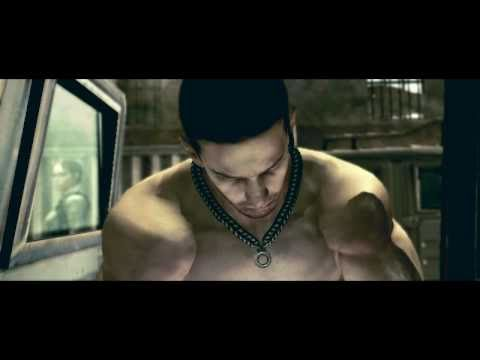 Resident Evil 5 - Chris Redfield Bare Chested part2