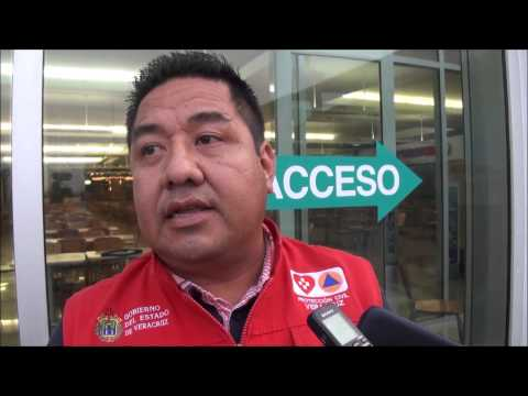 Conato de incendio de Paza Forum Coatzacoalcos