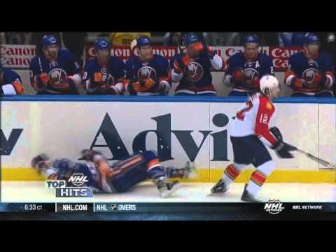 NHL Plays Of The Week. Top 10 Hits. April 13-19. NHL Hockey