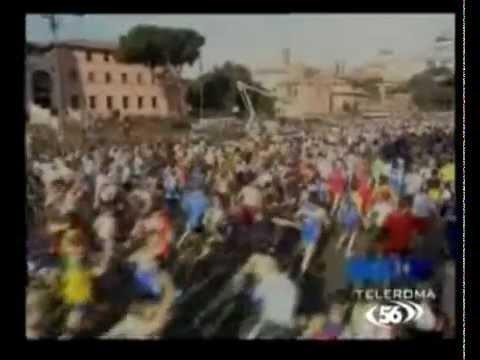 Maratona di Roma 2013 – Teleroma 56