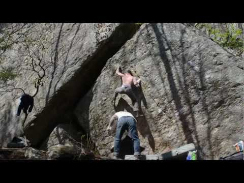 Great Barrington Bouldering