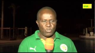 Chan 2015 U20 | Interview de Joseph Koto d'aprés match Sénégal - Congo