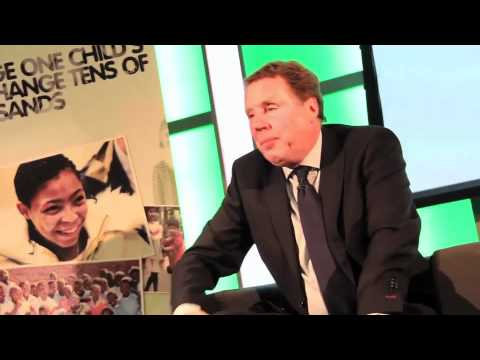 Harry Redknapp Interview for One to One Children's Fund