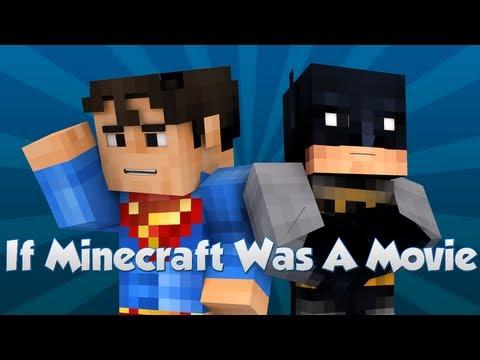 If Minecraft Was A Movie