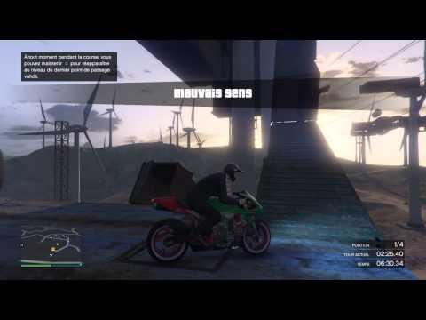 Grand Theft Auto V Gaza Race #2